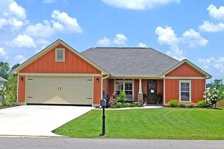 House Plan 56961