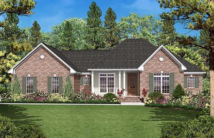 House Plan 56964