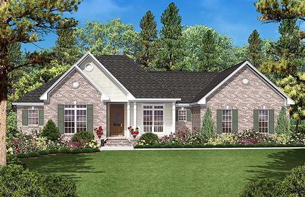 House Plan 56965