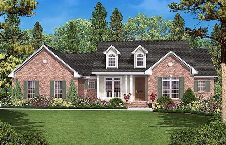 House Plan 56966