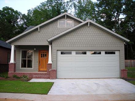 House Plan 56971