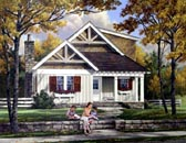 Plan Number 57068 - 1765 Square Feet