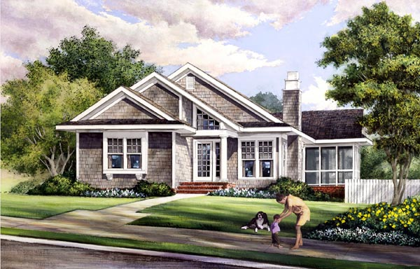House Plan 57070 at FamilyHomePlans.com
