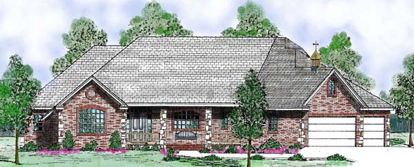 House Plan 57184