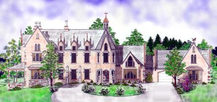 House Plan 57212