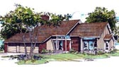 Plan Number 57305 - 2444 Square Feet