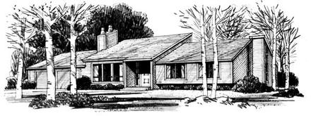 House Plan 57341