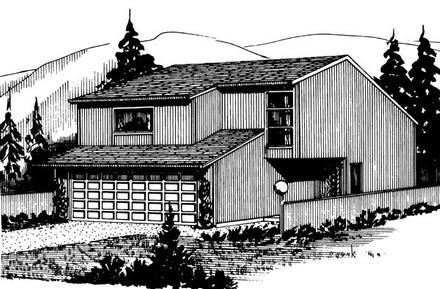 House Plan 57354