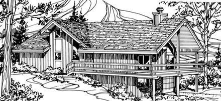 House Plan 57412