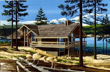 House Plan 57413