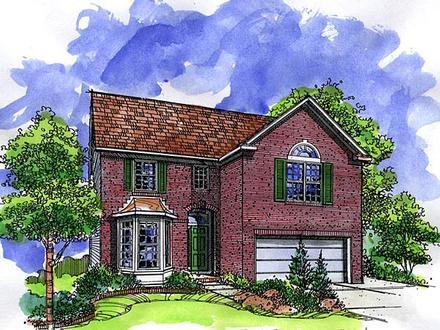 House Plan 57507