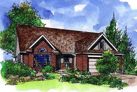 House Plan 57517