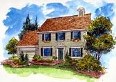 House Plan 57519