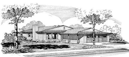 House Plan 57530