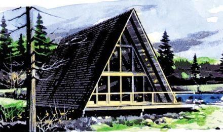 House Plan 57547