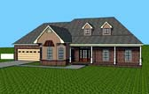Plan Number 57704 - 1805 Square Feet
