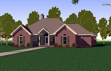 House Plan 57743