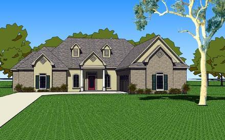 House Plan 57754
