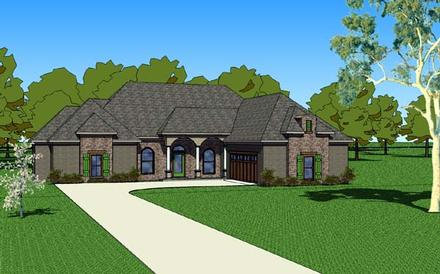 House Plan 57755