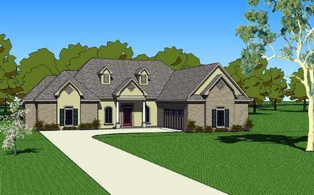 House Plan 57757