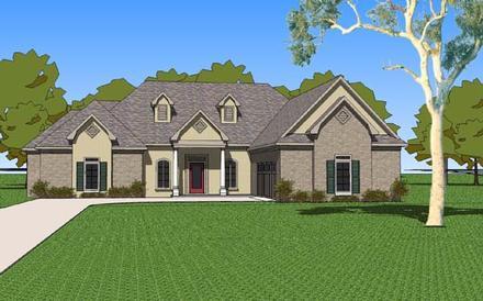 House Plan 57760