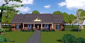 House Plan 57802