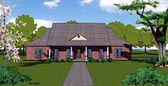 Plan Number 57806 - 2406 Square Feet