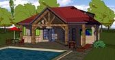 House Plan 57845