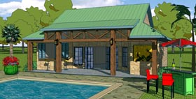 House Plan 57856