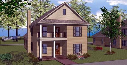 House Plan 57868