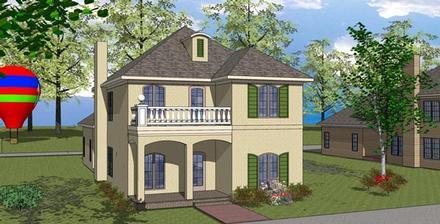House Plan 57870