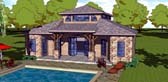 House Plan 57889