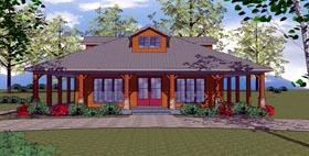House Plan 57894