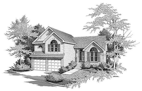 House Plan 58000