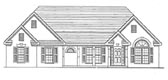 Plan Number 58003 - 1468 Square Feet
