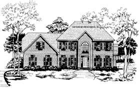 House Plan 58004