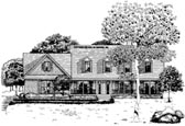Plan Number 58014 - 2604 Square Feet