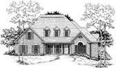 Plan Number 58018 - 2623 Square Feet