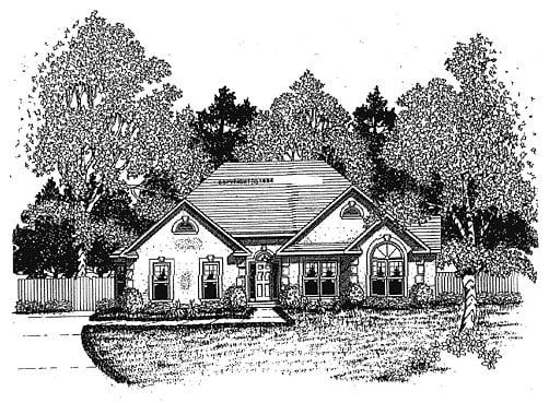 House Plan 58049