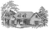 Plan Number 58052 - 2889 Square Feet