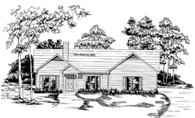 House Plan 58056