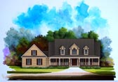 Plan Number 58060 - 2631 Square Feet