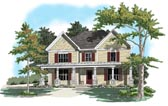 Plan Number 58061 - 2379 Square Feet