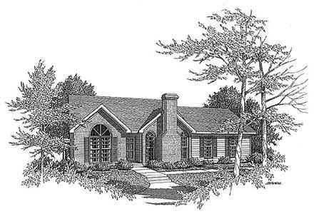 House Plan 58064