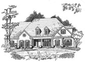 Plan Number 58076 - 3048 Square Feet