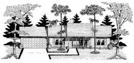 House Plan 58078
