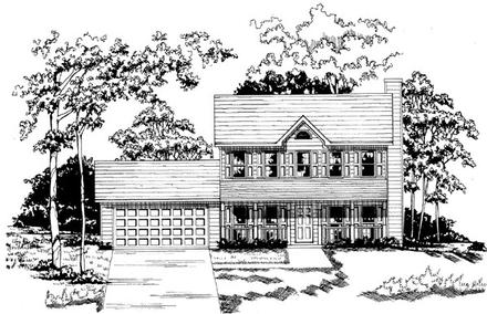 House Plan 58081
