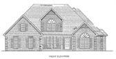 Plan Number 58099 - 2894 Square Feet