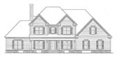 Plan Number 58107 - 3410 Square Feet