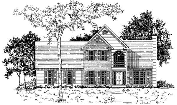 House Plan 58118